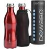 DOWABO Isolierflasche 500ml black